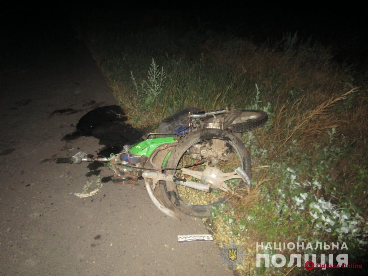 В Одесской области столкнулись мотоцикл и мопед – шестеро пострадавших