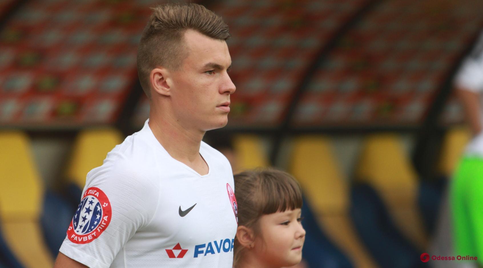 Уникальный случай: одесский футболист сыграл во всех матчах Премьер-лиги-2019/20