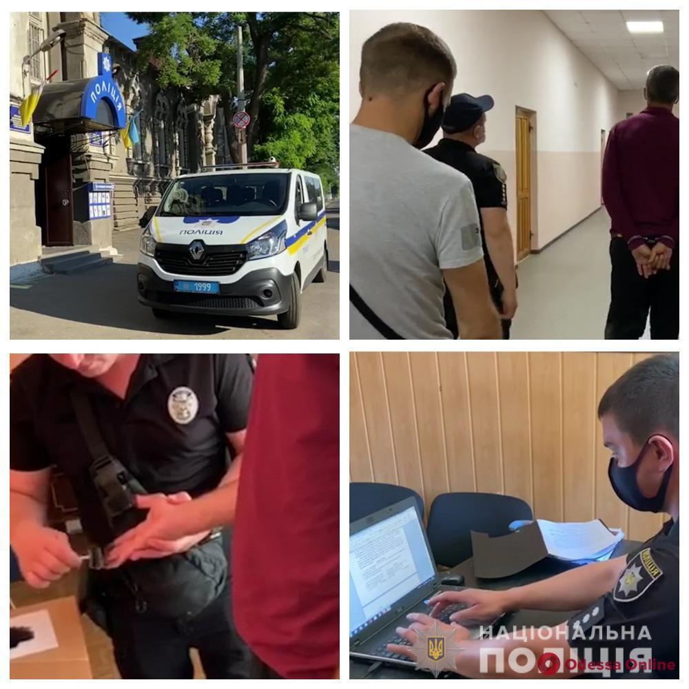 Труп на Молдаванке: полиция задержала подозреваемого в убийстве