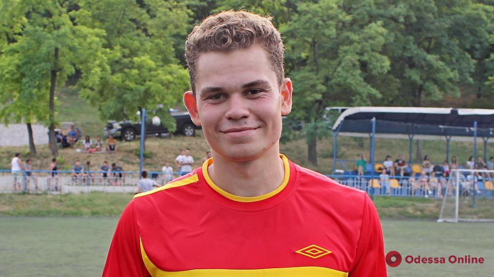 Одесский футболист продолжит карьеру в «Ингульце»