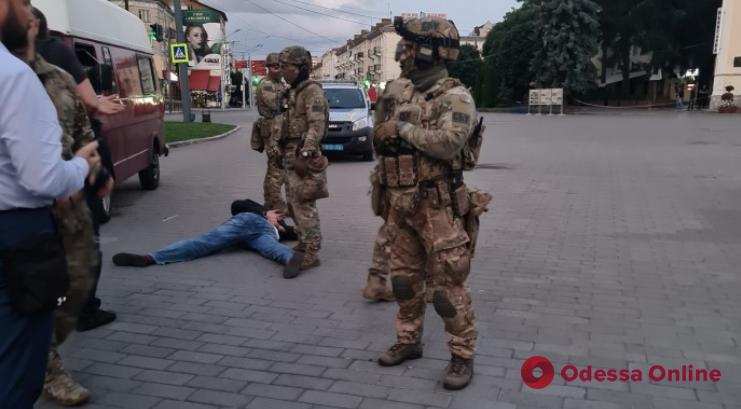 Захватил автобус с заложниками: луцкому террористу предъявлено подозрение