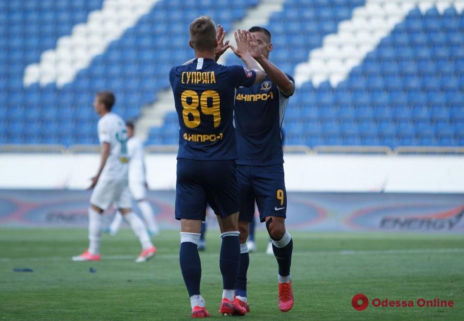 Футболист из Одесской области забил одиннадцать мячей в последних одиннадцати играх Премьер-лиги