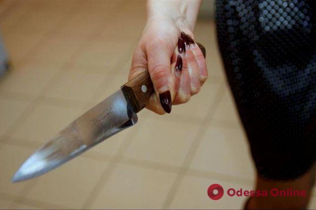 Под Одессой женщина ударила сожителя ножом – через несколько дней он скончался