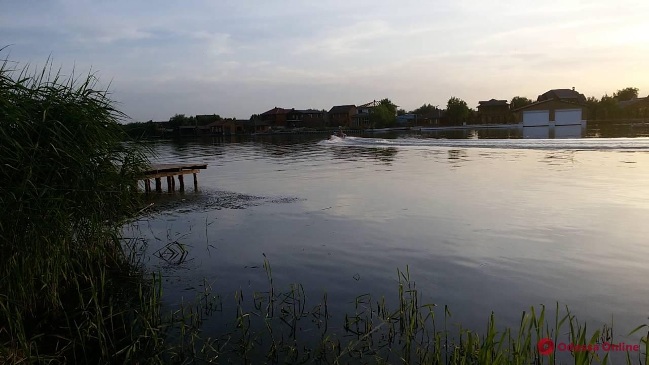 В Одесской области из Днестра достали тело утопленника