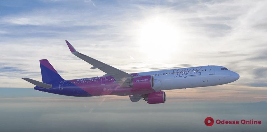 Лоукостер Wizz Air запускает авиарейсы из Одессы в Абу-Даби