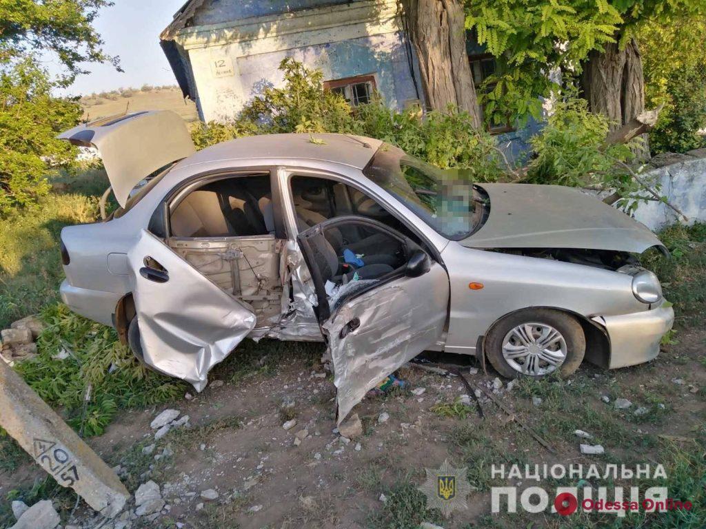 В Одесской области пьяный водитель Daewoo покалечил свою крестную