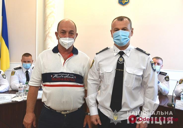 В Одессе отмечают День полиции (фото и видео)