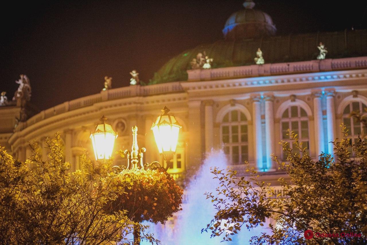 Ночная Одесса: летний сумрак еще больше красит город у моря (фото)