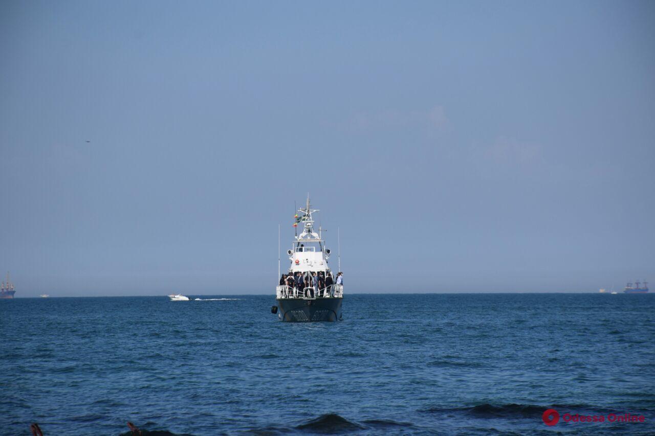 Зеленский ознакомился с состоянием ликвидации последствий аварии танкера Delfi