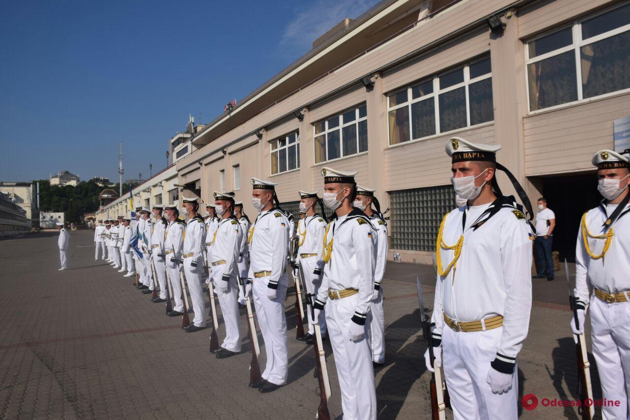 В Одессе празднуют День Военно-морских сил Украины (фото, видео, обновляется)