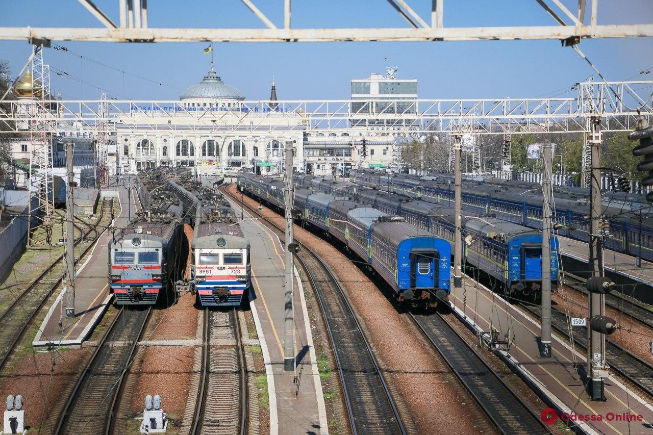 «Укрзалізниця» увеличивает количество поездов на майские праздники
