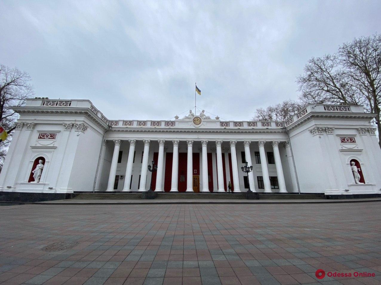Теризбирком огласил результаты выборов в Одесский горсовет