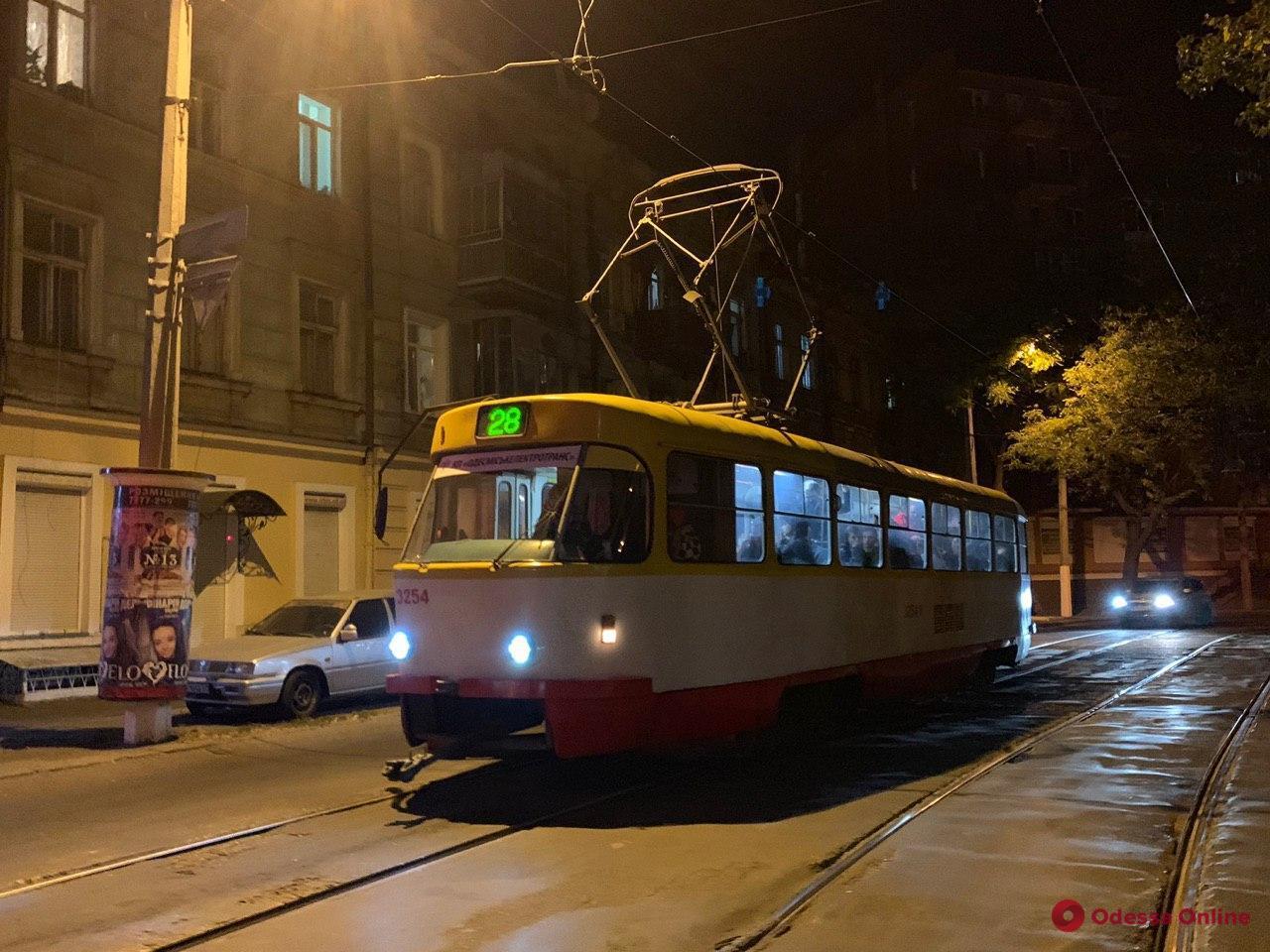 Избиение водителя трамвая на Старопортофранковской — опубликована видеозапись инцидента