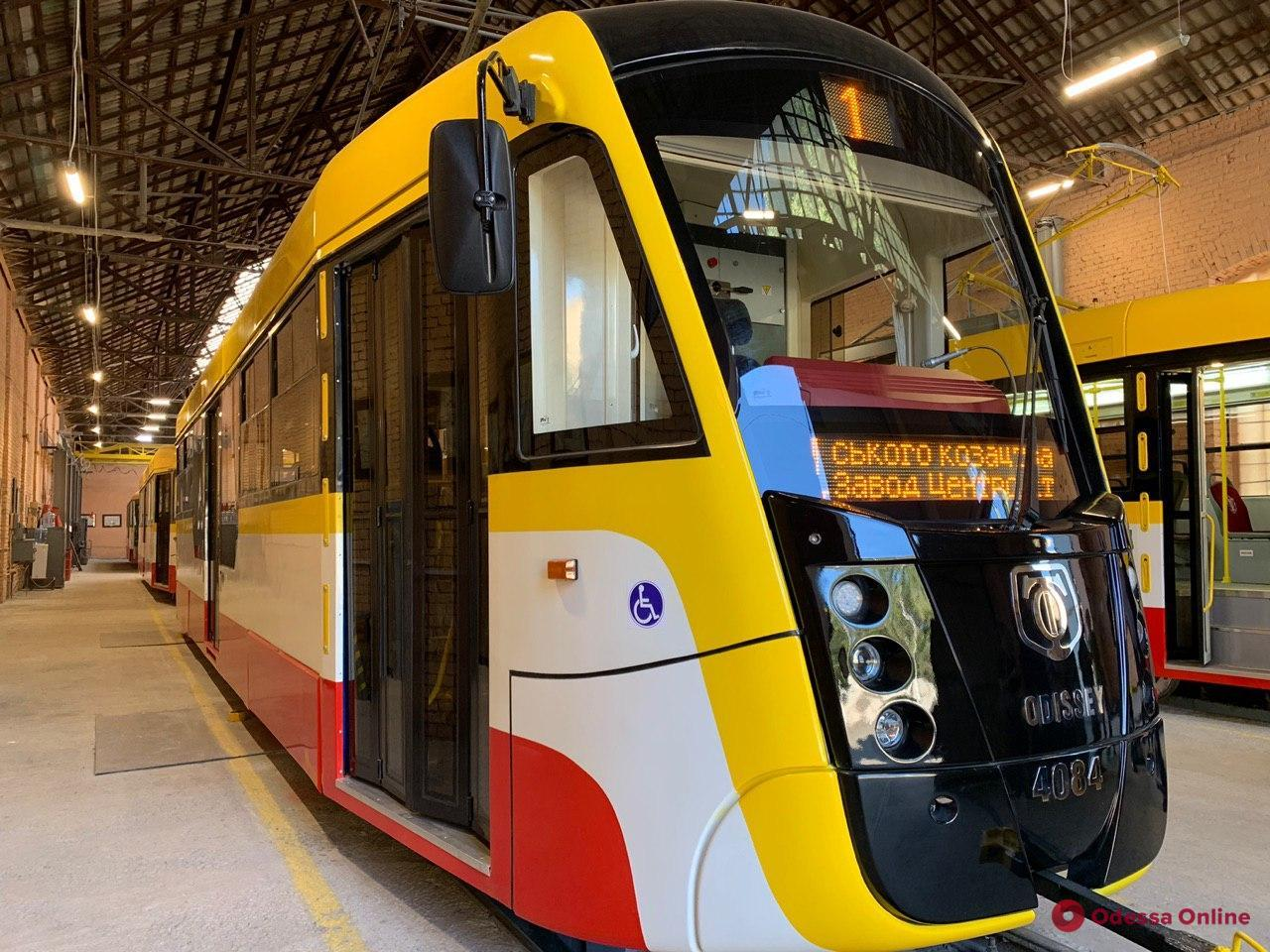 «Одессгорэлектротранс» из-за пандемии не сможет закупить новые трамвайные кузовы
