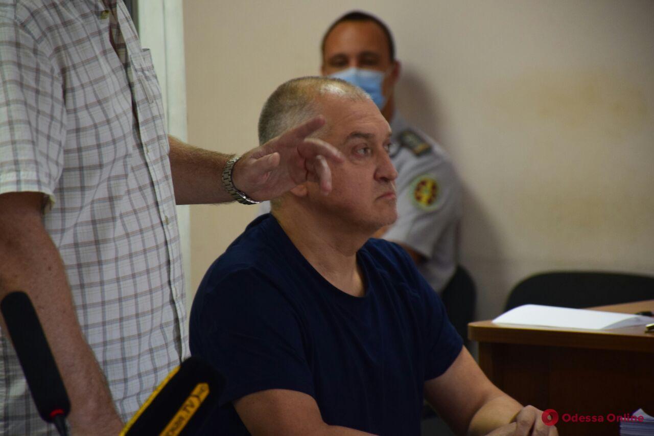 Пожар в «Токио Стар»: суд отправил в СИЗО гражданина Болгарии