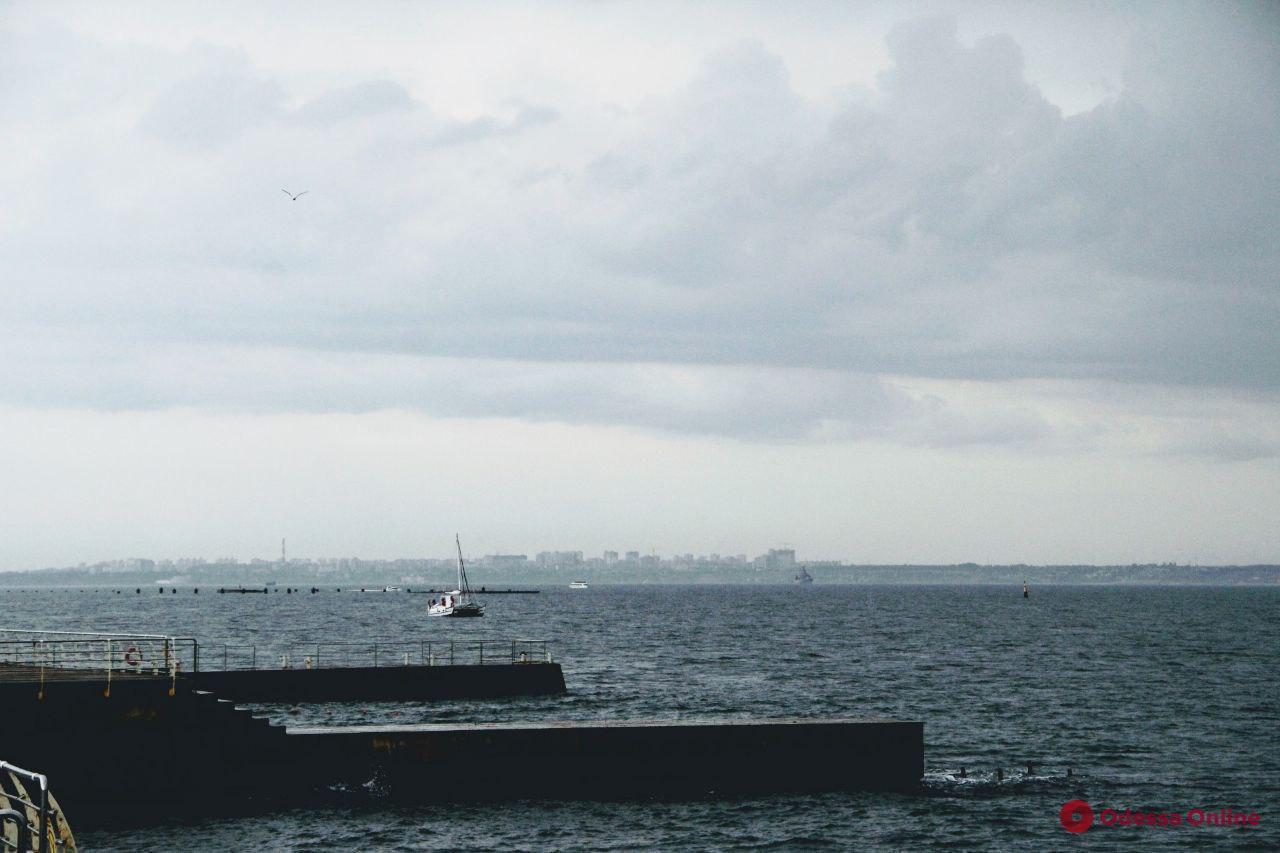 Море, солнце и загар под дождем (фоторепортаж)