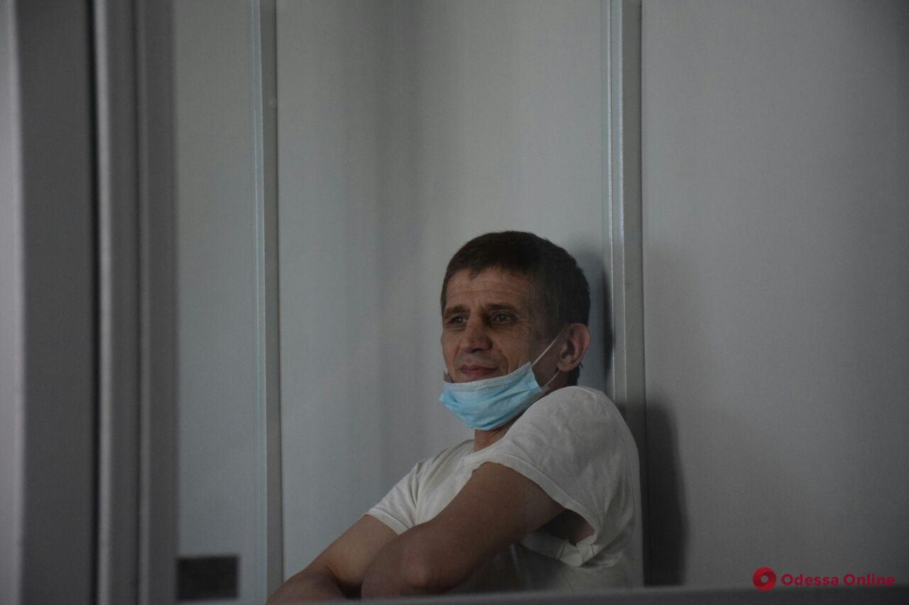 Убийца сотрудницы одесского СИЗО не смог обжаловать приговор