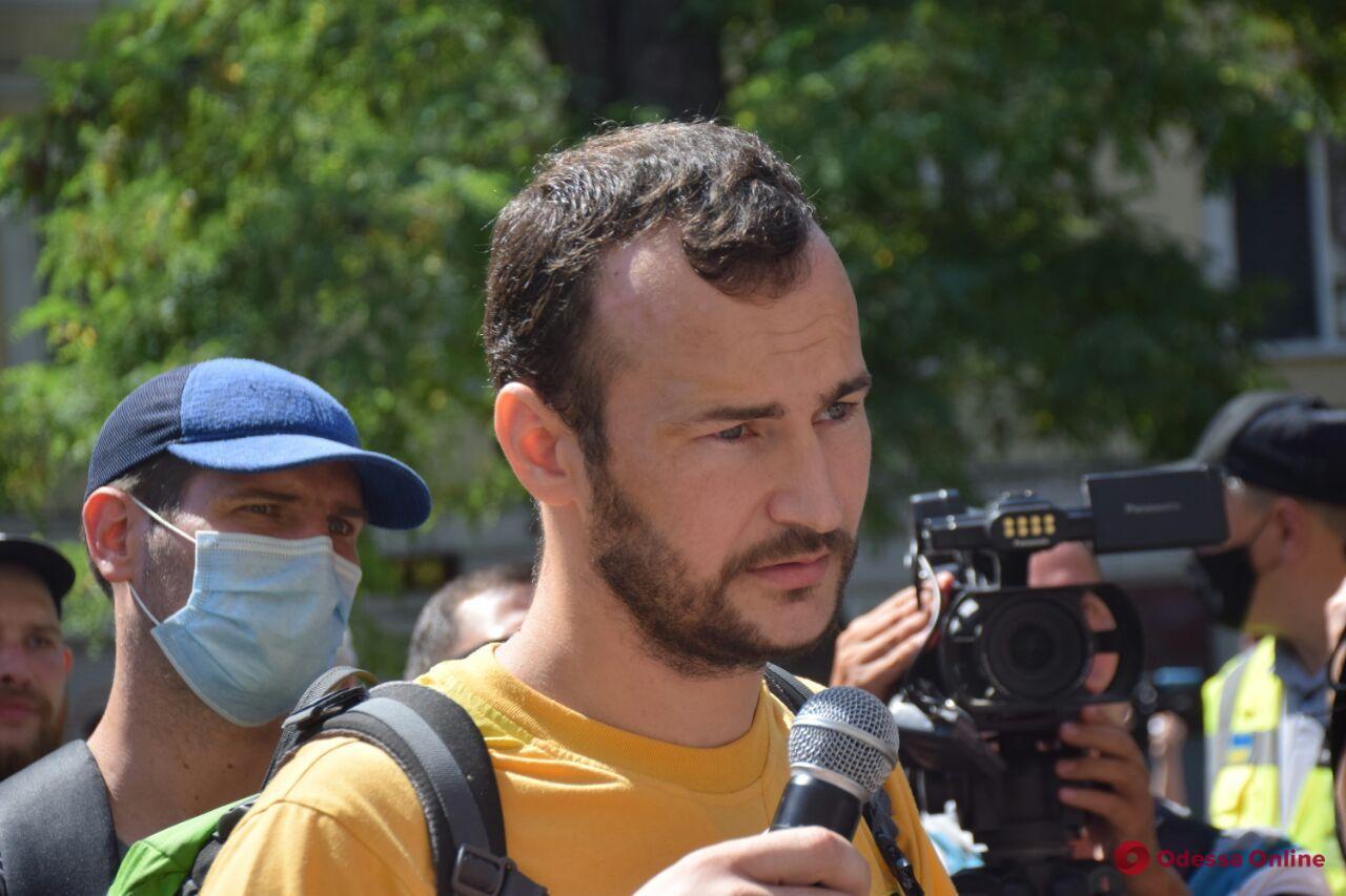 Одесская область: избившие атошника сотрудники полиции отстранены