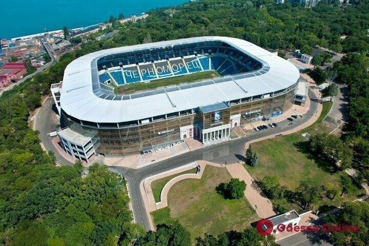 Американская компания оформила сделку по покупке стадиона «Черноморец»