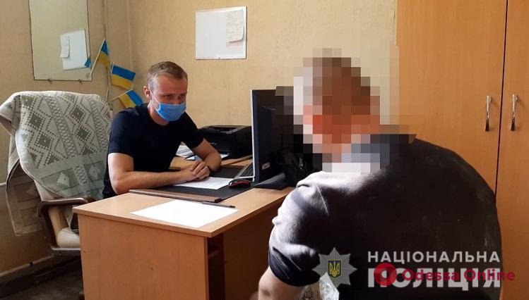В Одессе горе-вор пытался украсть бюст болгарского поэта Христо Ботева