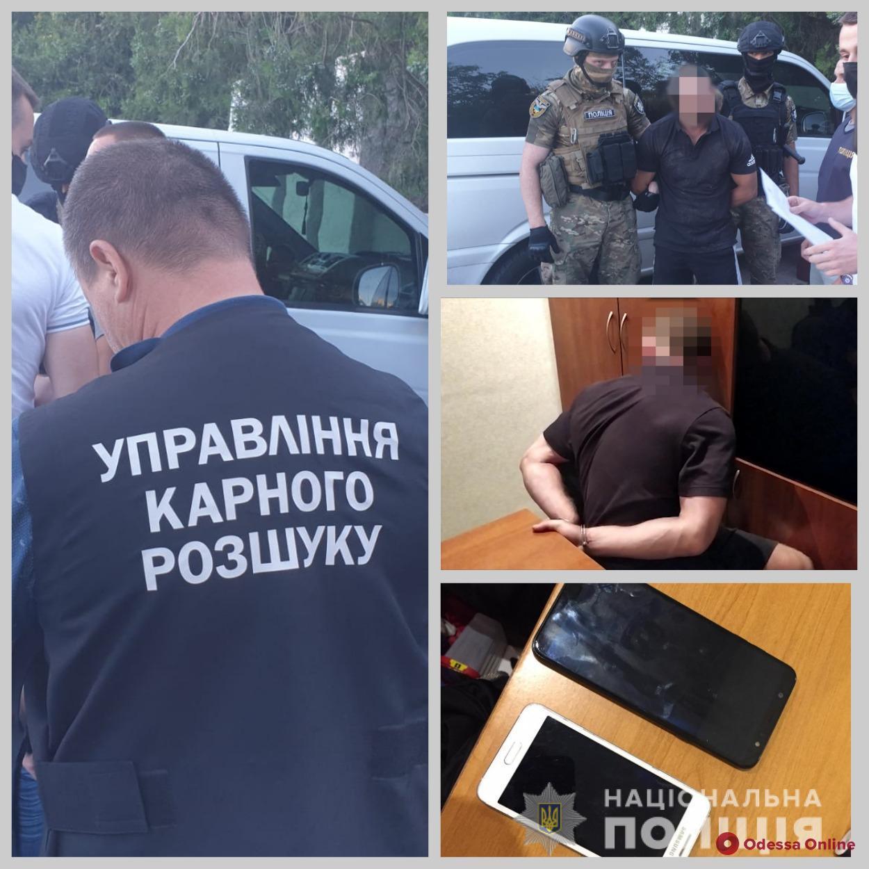 Подозреваемого в нападении на одесского активиста задержали и отправили в СИЗО (видео)