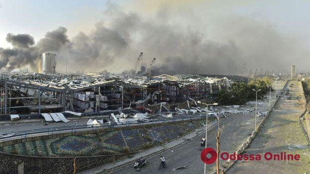 Мощный взрыв в Бейруте: свыше 70 погибших и 4 тысячи раненых (фото, видео)