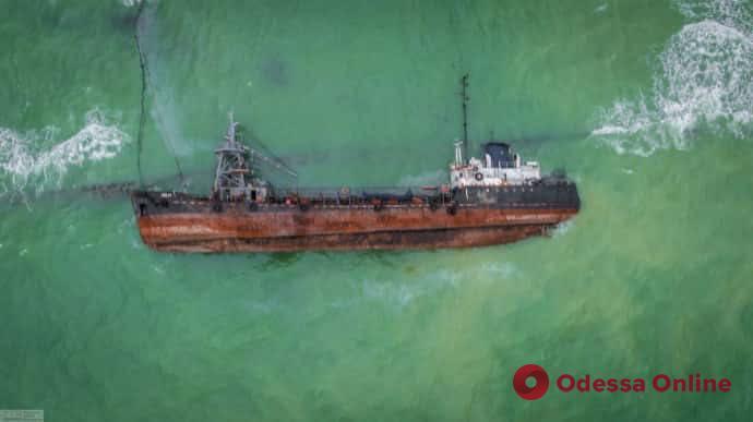 Одесский суд вынес приговор капитану затонувшего танкера «Делфи»