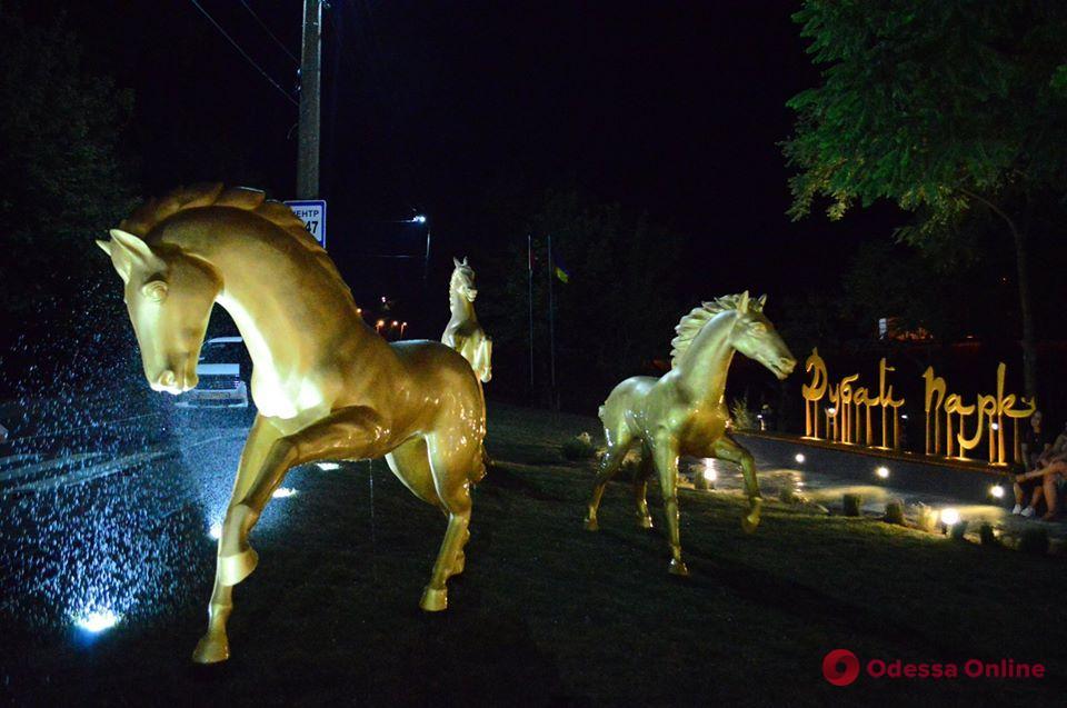 Под Одессой открыли «Дубай парк» (фото и видео)