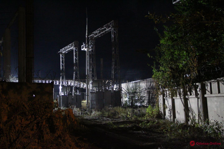 Взрыв на территории НПЗ: электроснабжение в домах на Шкодовой горе восстановят в субботу