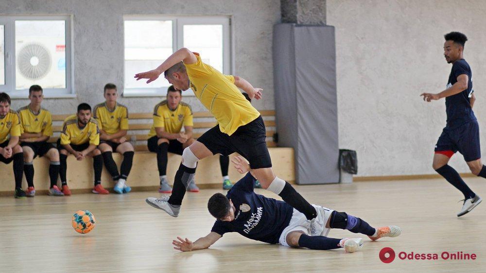 В Крыжановке разыграли традиционный Кубок Независимости по футзалу