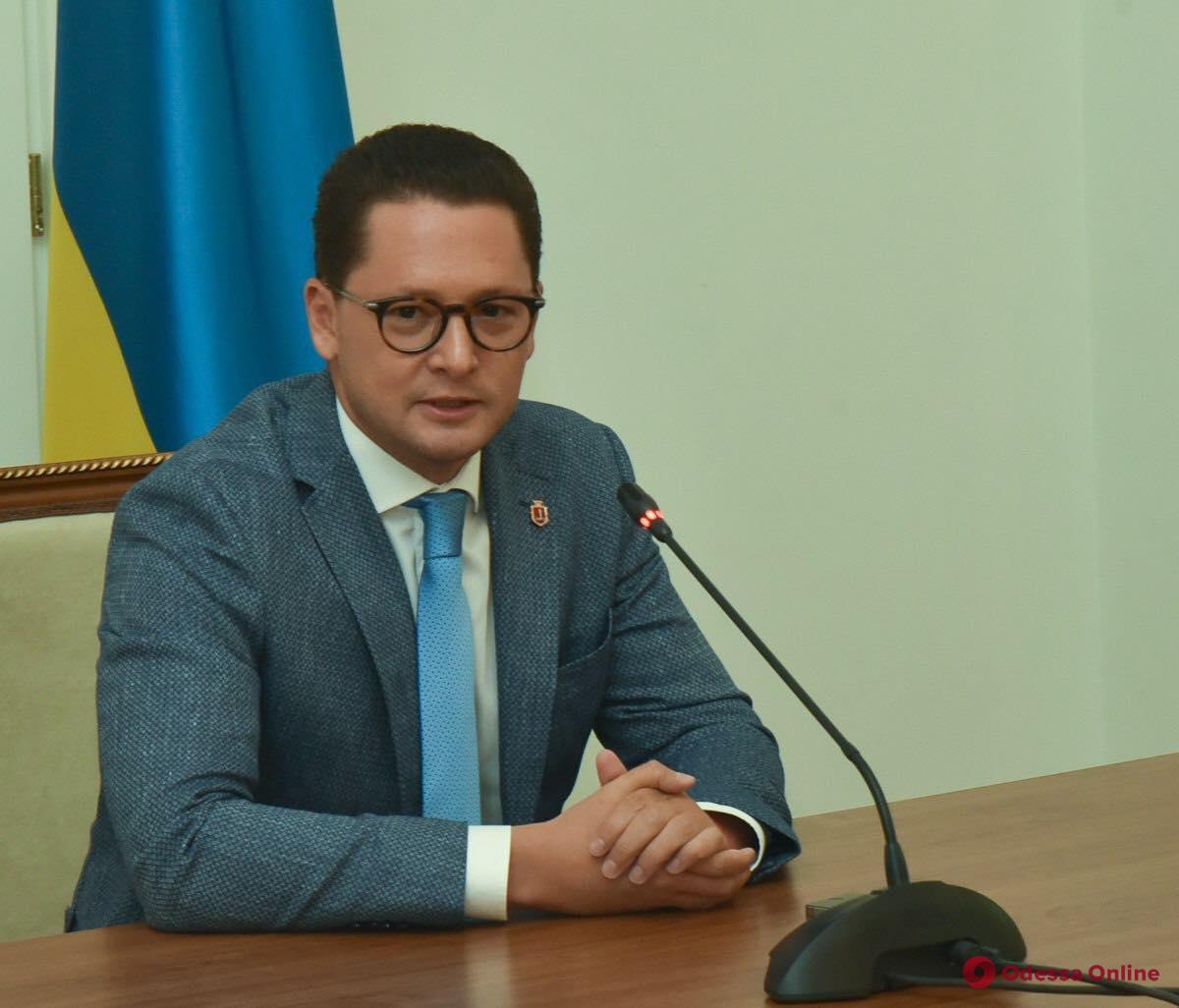 Еще один вице-мэр Одессы заразился коронавирусом