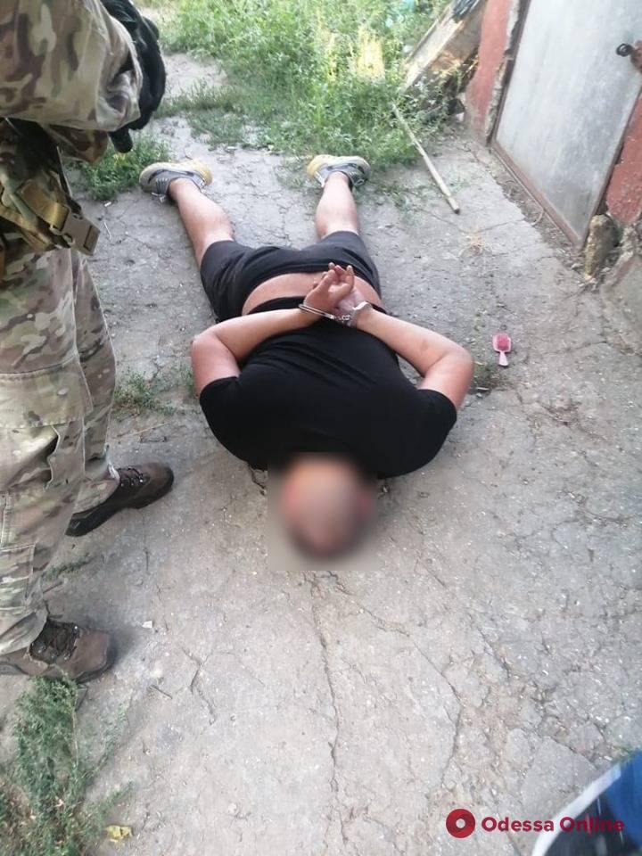 В Одессе задержали двух участников группировки «вора в законе» Лоту Гули