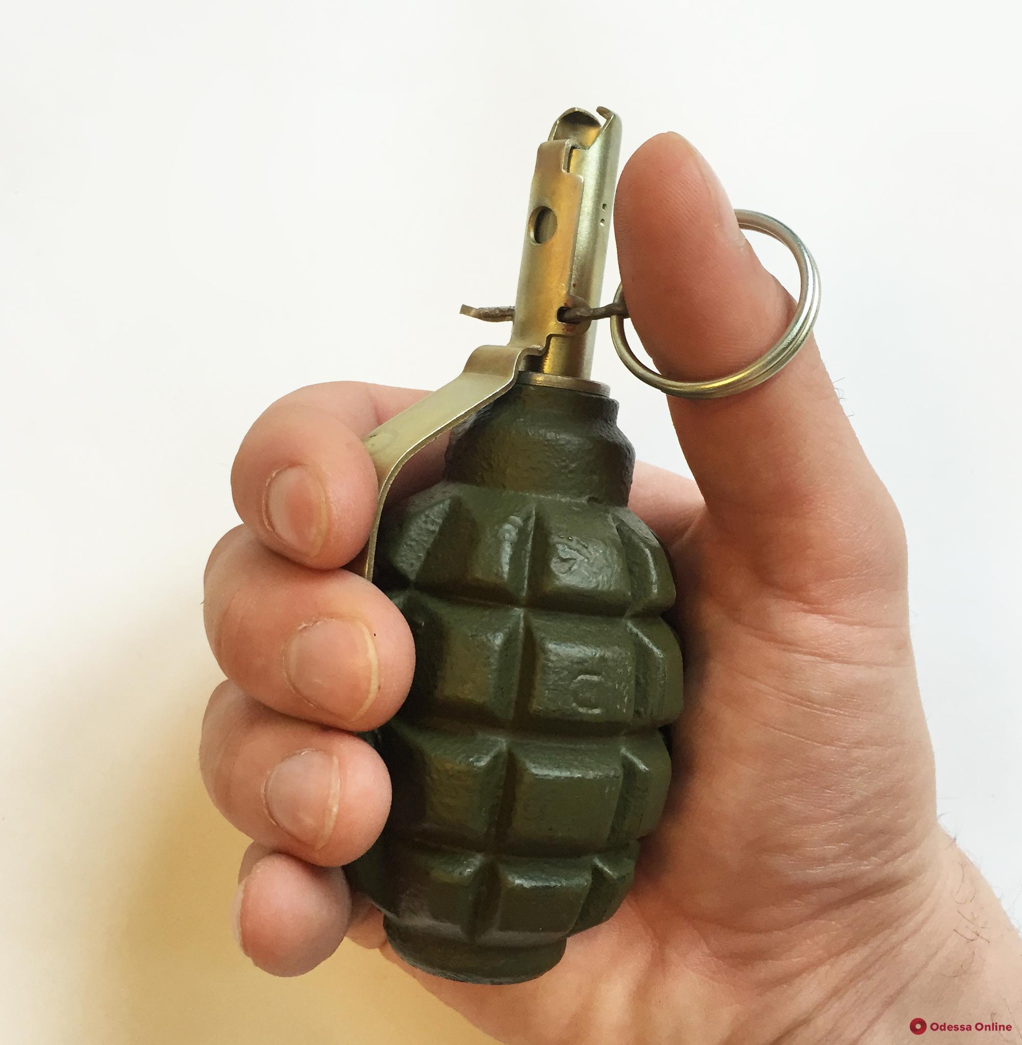 В Одесской области в результате взрыва гранаты пострадали три человека