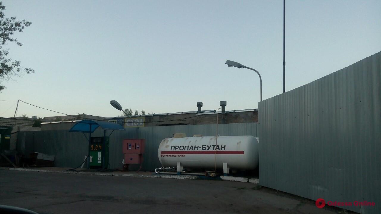 В Одессе общественник и бизнесмен захватили земельный участок