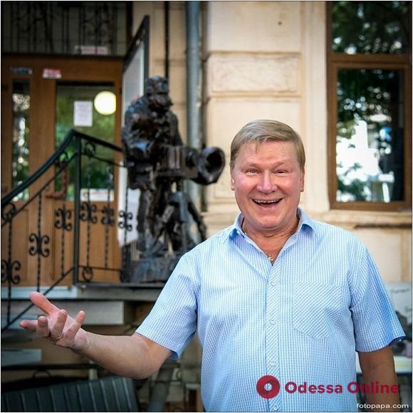 Ушел из жизни экс-директор Одесского оперного театра Анатолий Дуда