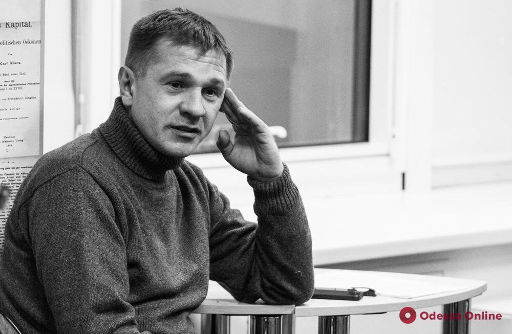 В Одессе скончался выдающийся баскетбольный тренер и арбитр Виталий Радов (обновлено)
