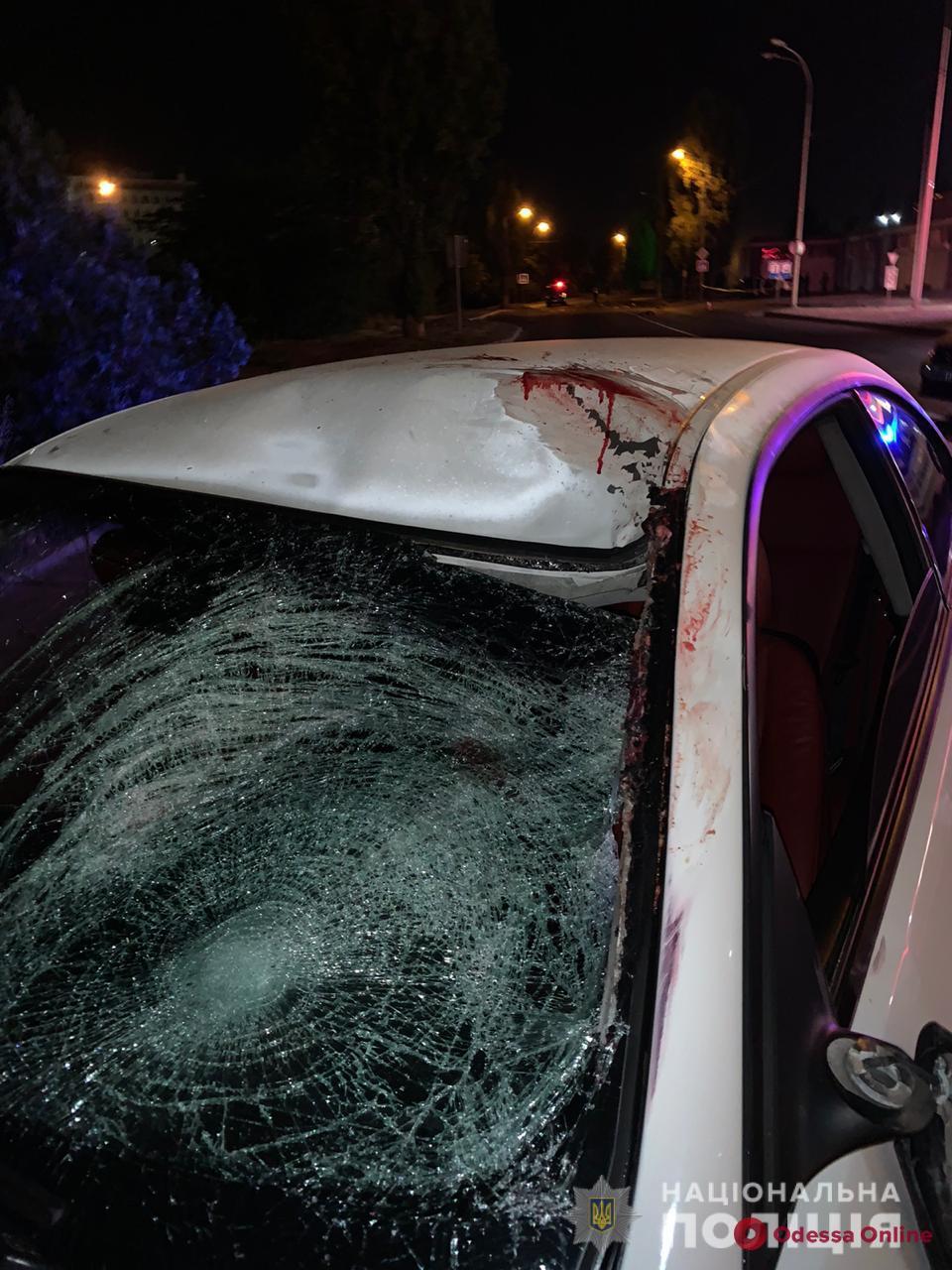 В Черноморске BMW насмерть сбил мужчину (обновлено)