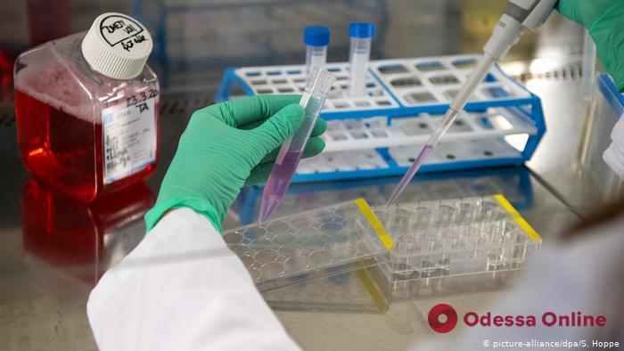 В Одесской инфекционной больнице 27 пациентов с COVID-19 находятся в тяжелом состоянии