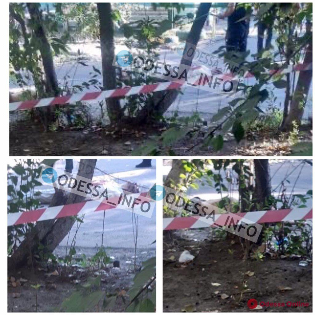 На поселке Котовского произошло двойное убийство