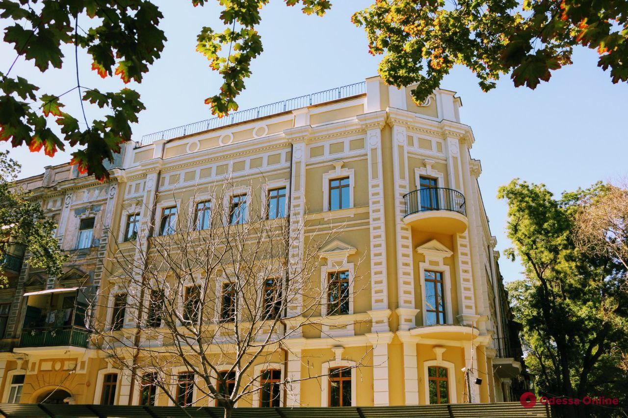 Архитектуру Одессы будут изучать в итальянском университете