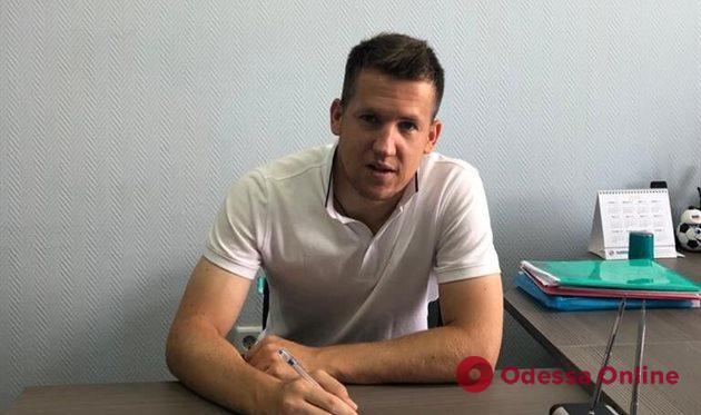 Мальчик хочет в Тамбов: одесский футболист уехал играть в Россию