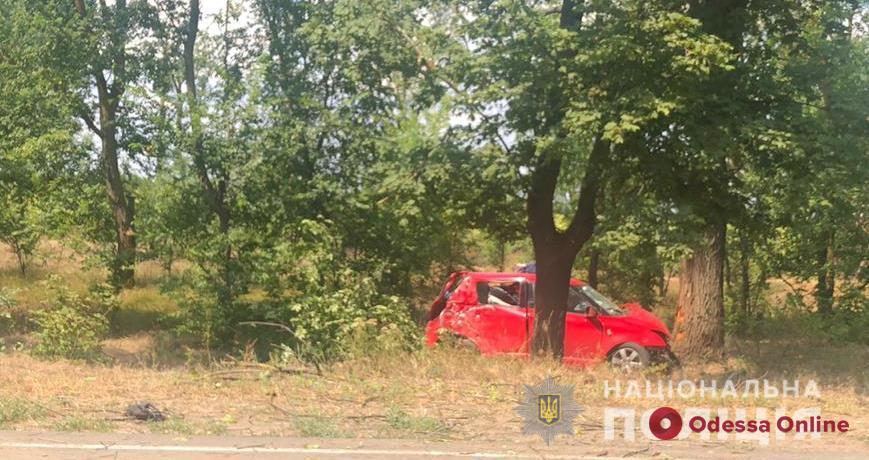 В ДТП под Одессой пострадали две женщины