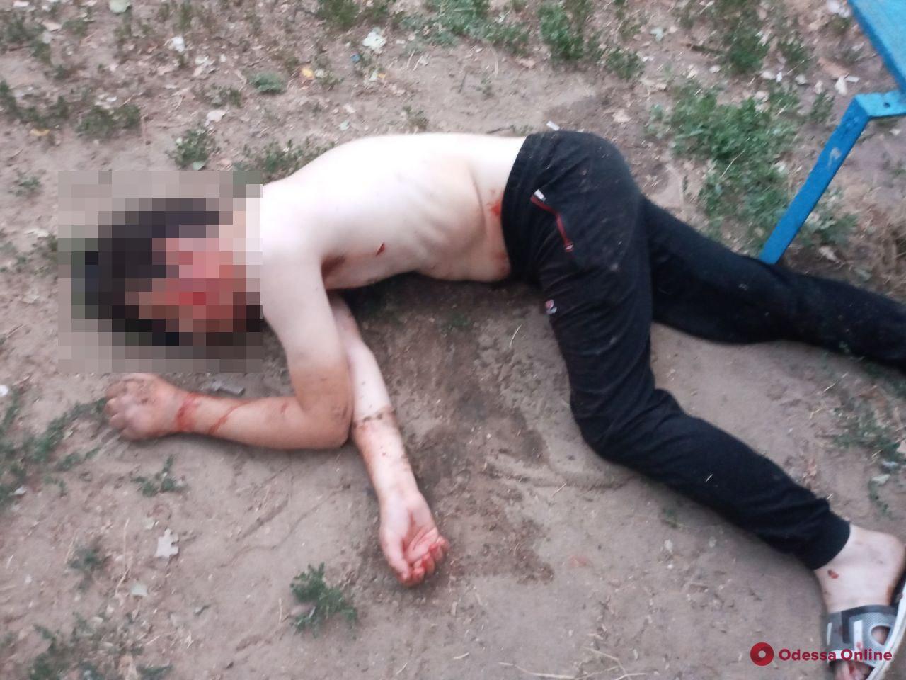 На поселке Котовского пьяный конфликт закончился поножовщиной