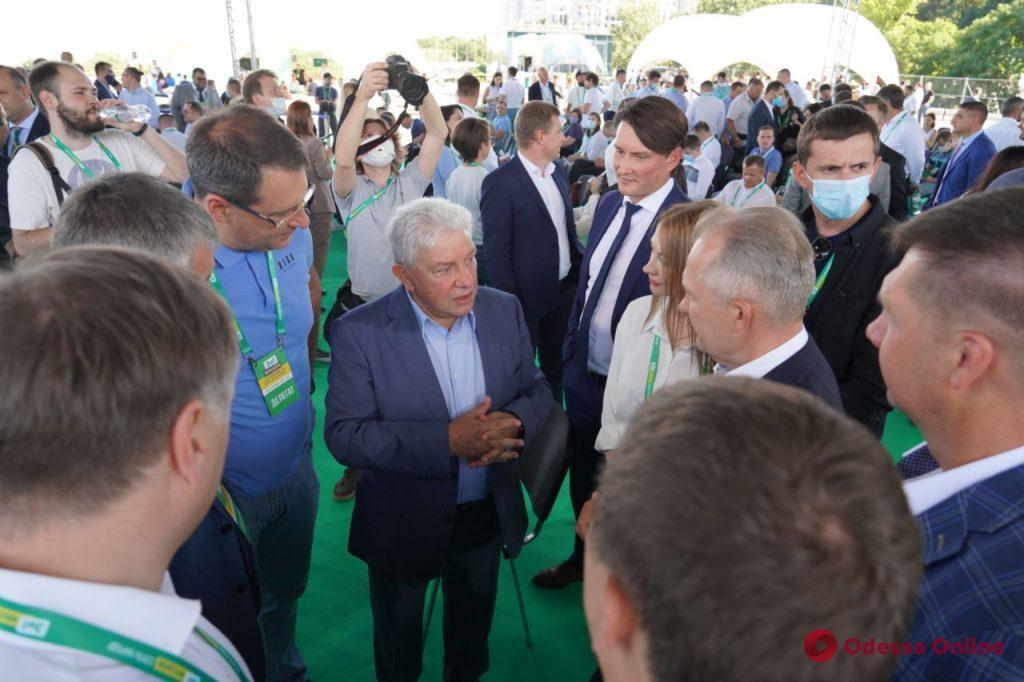 «Устал ждать чего-то лучшего»: Олег Филимонов идет в мэры Одессы от партии «Слуга Народа»