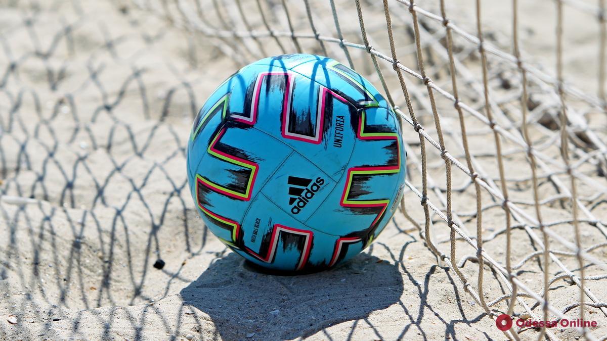 В Одессе пройдет всеукаинский турнир по пляжному футболу среди врачей