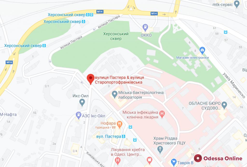 В Одессе 8 августа частично закроют движение по Старопортофранковской и Пастера