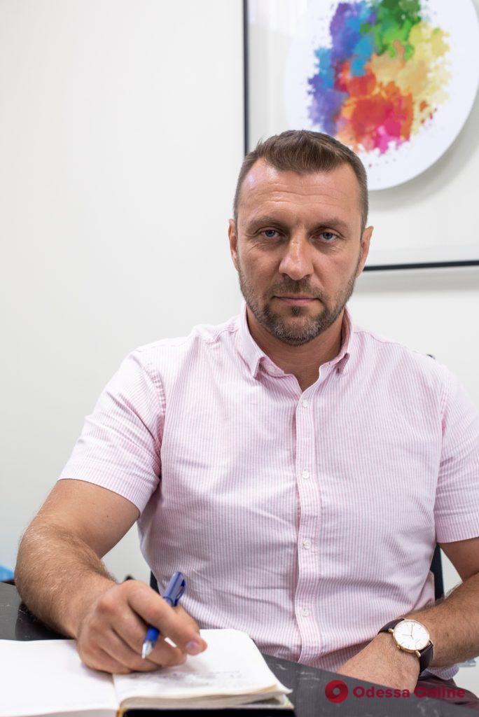 Экорынок, фуд-холл, зона шопинга и офисы: в Одессе строят новый торгово-развлекательный и бизнес-центр