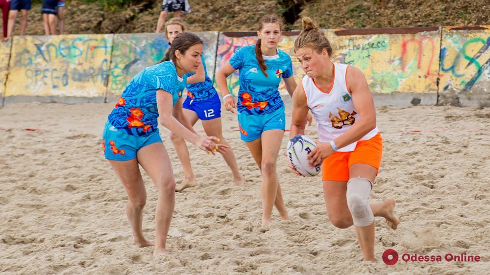 В Одессе пройдет Всеукраинский фестиваль пляжного регби