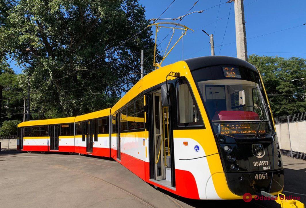 По Одессе могут колесить многосекционные трамваи из Китая, Львова или Днепра