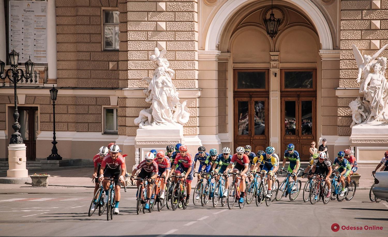 В Одессе пройдет престижная велогонка «Odessa Grand Prix»